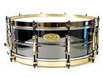 "WORLDMAX BLACK BRASS & AZTEC GOLD H'WARE 14"" X 5"""
